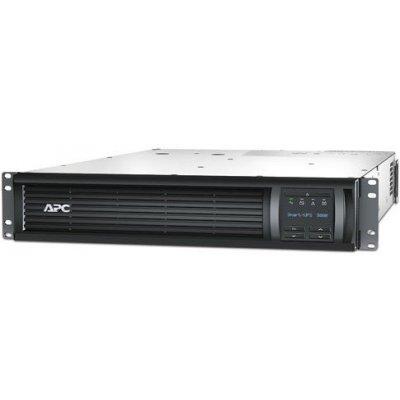 Источник бесперебойного питания APC SMT3000RMI2UNC (SMT3000RMI2UNC)Источники бесперебойного питания APC<br>Smart-UPS SMT, Line-Interactive, 3000VA / 2700W, Rack, IEC, LCD, Serial+USB, SmartSlot, with Network Card<br>
