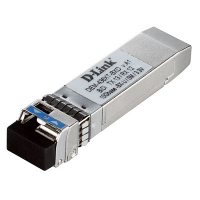 Трансивер D-Link DEM-436XT-BXD/A1A (DEM-436XT-BXD/A1A) трансивер сетевой d link 100base fx single mode 15km sfp transceiver 10 pack dem 210 10 b1a