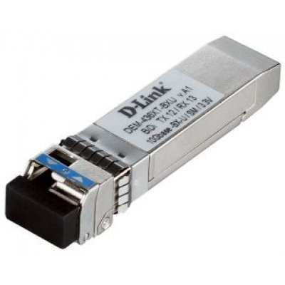 Трансивер D-Link DEM-436XT-BXU/A1A (DEM-436XT-BXU/A1A) трансивер сетевой d link 100base fx single mode 15km sfp transceiver 10 pack dem 210 10 b1a