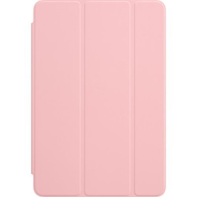 Чехол для планшета Apple iPad mini 4 Silicone Case - Pink (MLD52ZM/A)