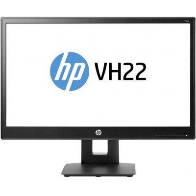Монитор HP 21.52 VH22 (X0N05AA) (X0N05AA)Мониторы HP<br>21,5   LED Monitor (TN, 250 cd/m2, 1000:1, 5ms,170/160,VGA,DVI,DP, 1920x1080,Energy Star)<br>