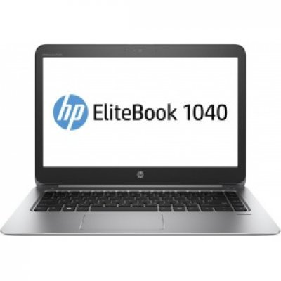 Ультрабук HP EliteBook Folio Ultrabook 1040 G3 (Y8R13EA) (Y8R13EA)Ультрабуки HP<br>Core i7-6500U 2.5GHz,14 FHD LED AG Privacy Touch Cam,8GB DDR4 (NO SLOT),512GB SSD,WiFi,NFC,BT,6CCL,1.58kg,3y,Clickpad Backlit Privacy,Win7Pro(64)+Win10Pro(64)+RJ4<br>