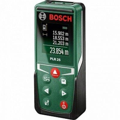 Дальномер Bosch PLR 25 603672521 (603672521)