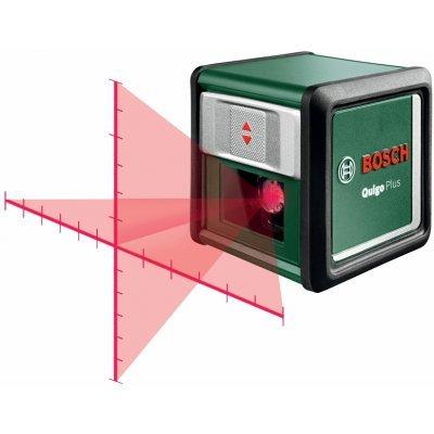 Нивелир Bosch QUIGO Plus (603663600) нивелир bosch лазерный quigo ii 0603663220