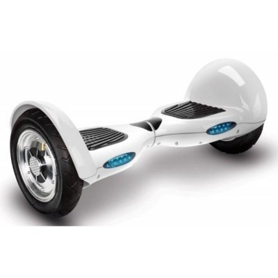 Гироскутер Cactus CS-GYROCYCLE_SUV_WT белый (CS-GYROCYCLE_SUV_WT)Гироскутеры Cactus<br>Гироскутер Cactus CS-GYROCYCLE_SUV_WT 10 5800mAh белый<br>