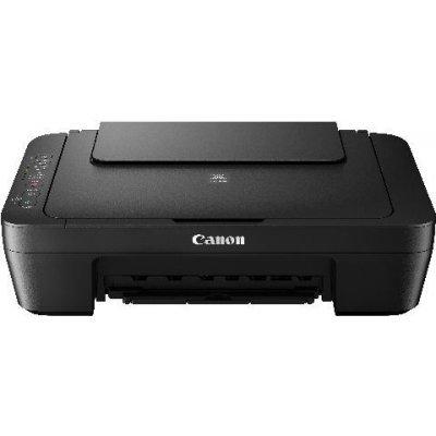 Цветной струйный МФУ Canon PIXMA MG3040 черный (1346C007) принтер струйный epson l312