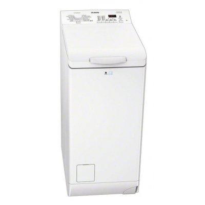 Стиральная машина AEG L56126TL (L56126TL)Стиральные машины AEG<br>тип загрузки: вертикальная, максимальная загрузка: 6кг, отжим: 1200об/мин, класс стирки: A, класс отжима: B, защита от протечек, цвет: белый<br>