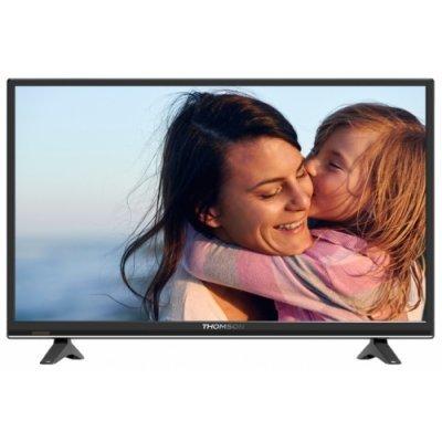 ЖК телевизор Thomson 28 T28D15DH-01B (T28D15DH-01B)ЖК телевизоры Thomson<br>ЖК-телевизор, 720p HD<br>диагональ 28 (71 см)<br>HDMI x3, USB, DVB-T2<br>тип подсветки: Direct LED<br>