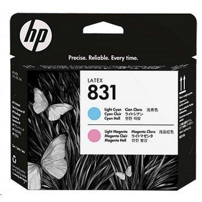 Картридж для струйных аппаратов HP 831 Light Magenta / Light Cyan CZ679A (CZ679A)Картриджи для струйных аппаратов HP<br>831 Light Magenta / Light Cyan  Latex Printhead<br>
