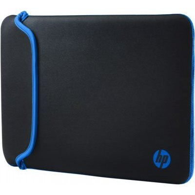 Сумка для ноутбука HP 11.6 Blk/Blue Chroma Sleeve V5C21AA (V5C21AA)