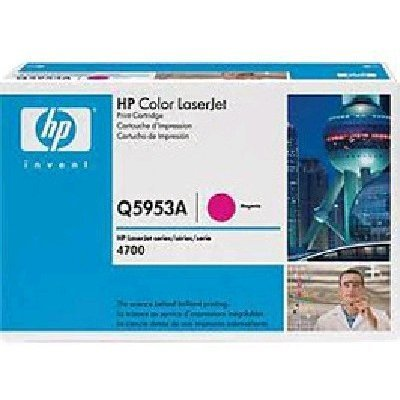 Тонер-картридж для лазерных аппаратов HP Q5953AC пурпурный (Q5953AC)Тонер-картриджи для лазерных аппаратов HP<br>HP Q5953AC Mgn Contr LJ Toner Cartridge<br>