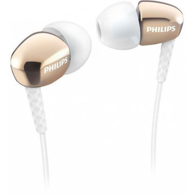 Наушники Philips SHE3900GD/51 золотистый (SHE3900GD/51) philips she1450wt 51 наушники