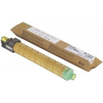 Тонер-картридж для лазерных аппаратов Ricoh MPC6003 желтый (841854) тонер картридж для лазерных аппаратов ricoh mpc6003 черный 841853