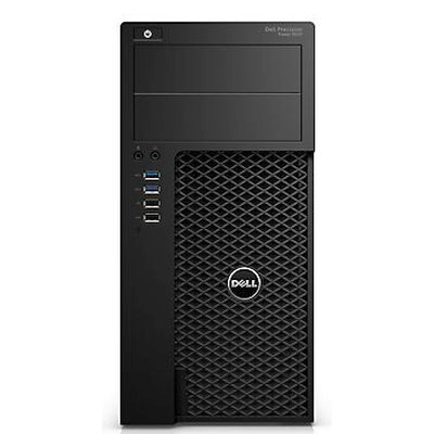 Рабочая станция Dell Precision 3620 MT (3620-0217) (3620-0217)Рабочие станции Dell<br>/ E3-1225 v5 (3,3 GHz) / 16GB (2x8GB) DDR4 / 256GB SSD + 1TB (7200 rpm) / Nvidia Quadro M2000 (4GB DDR5) / W7 Pro 64 (WIn10 Pro Licence) / TPM<br>