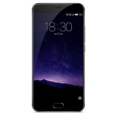Смартфон Meizu MX6 серый (M685H-32-GB)Смартфоны Meizu<br>MX6 Grey, 5.5   1920x1080, 1.4GHz+1.9GHz+2.3GHz, 4+4+2 Core, 4GB RAM, 32GB, 12Mpix/5Mpix, 2 Sim, 2G, 3G, LTE, BT, Wi-Fi, GPS, Glonass, 3060mAh, Android 6.0, 155g, 153.6x75.2x7.2, считыватель отпечатков пальцев<br>