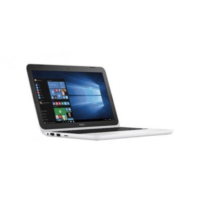 Ноутбук Dell Inspiron 3168 (3168-8773) (3168-8773)Ноутбуки Dell<br>(3168-8773) White 11.6(1366x768)Touch/ N3710(1.6Ghz)/ 4Gb/ 500Gb/ GMA HD/ Win10<br>