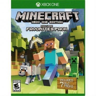 Игра для игровой консоли Microsoft Minecraft: Favorites Pack для xBox One (44Z-00041)