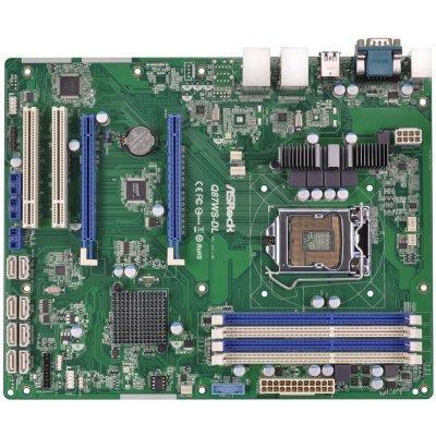 Материнская плата ПК ASRock Q87WS-DL (Q87WS-DL)Материнские платы ПК ASRock<br>Серверная материнская плата Q87 S1150 ATX Q87WS-DL ASROCK<br>