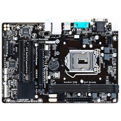Материнская плата ПК Gigabyte GA-H81M-S2PV (rev. 3.0) (GA-H81M-S2PVV3.0)Материнские платы ПК Gigabyte<br>материнская плата форм-фактора microATX сокет LGA1150 чипсет Intel H81 2 слота DDR3 DIMM, 1333-1600 МГц разъемы SATA: 3 Гбит/с - 2; 6 Гбит/с - 2<br>