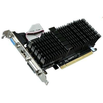 Видеокарта ПК Gigabyte GV-N710SL-1GL V2.0 (GV-N710SL-1GLV2.0) видеокарта gigabyte pci e gv n710sl 1gl nvidia