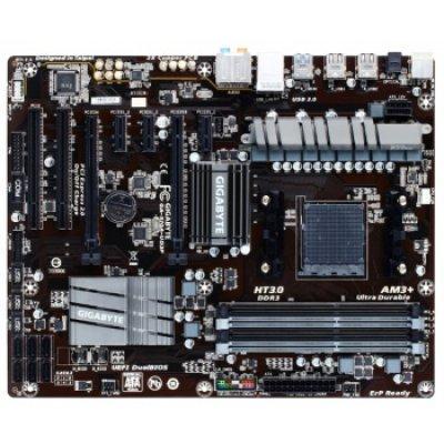 Материнская плата ПК Gigabyte GA-970A-UD3P V2.1 (GA-970A-UD3PV2.1)Материнские платы ПК Gigabyte<br>Материнская плата AMD 970/SB950 SAM3+ ATX GA-970A-UD3P V2.1 GIGABYTE<br>