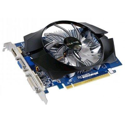 купить Видеокарта ПК Gigabyte GeForce GT 730 902Mhz PCI-E 2.0 2048Mb 5000Mhz 64 bit DVI HDMI HDCP rev. 2.0 (GV-N730D5-2GIV2.0) недорого
