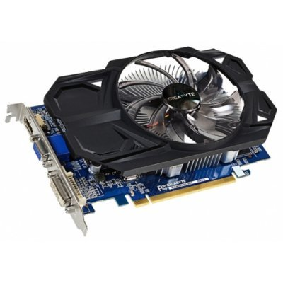 Видеокарта ПК Gigabyte Radeon R7 240 900Mhz PCI-E 3.0 2048Mb 1600Mhz 128 bit DVI HDMI HDCP (GV-R724OC-2GIV2.0)