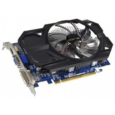 Видеокарта ПК Gigabyte Radeon R7 250 970Mhz PCI-E 3.0 2048Mb 1600Mhz 128 bit DVI HDMI HDCP (GV-R725OC-2GIV5.0)