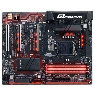 все цены на  Материнская плата ПК Gigabyte GA-Z170X-Ultra Gaming (rev. 1.0) (GA-Z170X-ULTRAGAMING)  онлайн