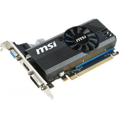 Видеокарта ПК MSI R7 240 2GB GDDR3 R7 240 2GD3 LPV2 (R72402GD3LPV2)Видеокарты ПК MSI<br>PCI-E 3.0, ядро - 730 МГц, Boost - 780 МГц, память - 2048 Мб GDDR3 1800 МГц, 128 бит, VGA (D-Sub), DVI, HDMI, Retail<br>