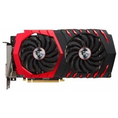 Видеокарта ПК MSI Radeon RX 470 1254Mhz PCI-E 3.0 8192Mb 6700Mhz 256 bit DVI 2xHDMI HDCP (RX470GAMINGX8G)Видеокарты ПК MSI<br>видеокарта AMD Radeon RX 470 8 гб видеопамяти<br>