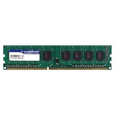 Модуль оперативной памяти ПК Silicon Power SP004GBLTU160N02 (SP004GBLTU160N02)Модули оперативной памяти ПК Silicon Power <br>Модуль памяти 4GB PC12800 DDR3 SP004GBLTU160N02 SILICON POWER<br>
