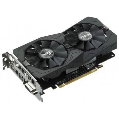 Видеокарта ПК ASUS Radeon RX 460 1236Mhz PCI-E 3.0 4096Mb 7000Mhz 128 bit DVI HDMI HDCP (90YV09L3-M0NA00)