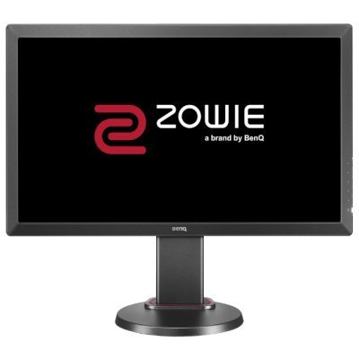Монитор BenQ 24 RL2460 Zowie (9H.LF3LB.QBE) (9H.LF3LB.QBE)Мониторы BenQ<br>Монитор Benq 24 RL2460 Zowie черный TN+film LED 16:9 DVI HDMI M/M матовая HAS Pivot 250cd 170гр/160гр 1920x1080 D-Sub FHD 5.2кг<br>