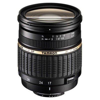 Объектив для фотоаппарата Tamron SP AF 17-50mm f/2.8 XR Di II LD Aspherical (IF) Canon EF-S (A16P)Объективы для фотоаппарата Tamron <br>Объектив SP AF 17-50мм для Pentax<br>