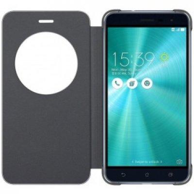 Чехол для смартфона ASUS для ZenFone ZE552KL View Flip Cover черный (90AC0160-BCV004) (90AC0160-BCV004)Чехлы для смартфонов ASUS<br>Чехол (флип-кейс) Asus для Asus ZenFone ZE552KL View Flip Cover черный (90AC0160-BCV004)<br>