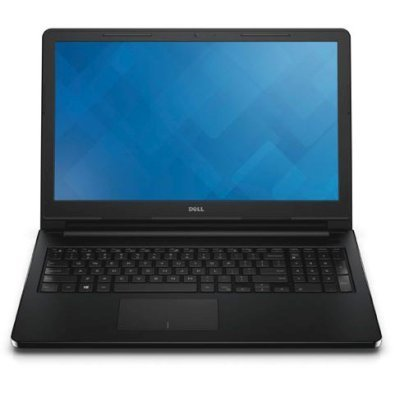 Ноутбук Dell Inspiron 3552 (3552-0507) (3552-0507)Ноутбуки Dell<br>Ноутбук Dell Inspiron 3552 Celeron N3060/4Gb/500Gb/DVD-RW/Intel HD Graphics/15.6/HD (1366x768)/Ubuntu/black/WiFi/BT/Cam/2700mAh<br>