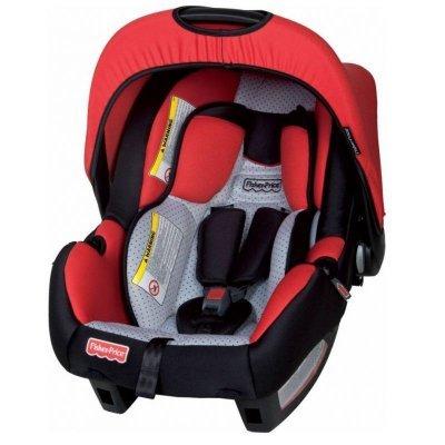 Детское автокресло Nania Beone SP FP (cronos primo) от 0 до 13 кг (0/0+) серый/красный (499661)