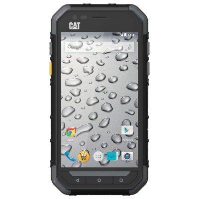 Смартфон Caterpillar S30 черный (CS30-DEB-E02-EN)Смартфоны Caterpillar<br>смартфон, Android 5.1 экран 4.5, разрешение 854x480 камера 5 МП, автофокус память 8 Гб, слот для карты памяти 3G, 4G LTE, Wi-Fi, Bluetooth, GPS, ГЛОНАСС аккумулятор 3000 мА?ч вес 181 г, ШxВxТ 72.74x141.90x13.25 мм<br>