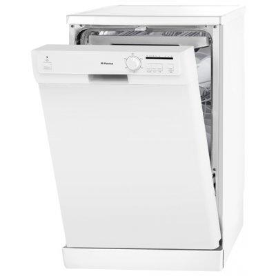 Посудомоечная машина Hansa ZWM6677WEH белый (ZWM6677WEH)Посудомоечные машины Hansa<br>напольная посудомоечная машина 60 см<br>отдельно стоящая<br>конденсационная сушка<br>расход воды 12 л<br>расход электричества 1.04 кВт·ч<br>уровень шума при работе 49 дБ<br>полная защита от протечек<br>