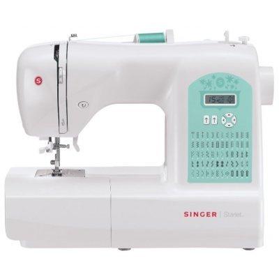 Швейная машина Singer Starlet 6660 белый (STARLET 6660) швейная машина singer 14т970c 14т970c