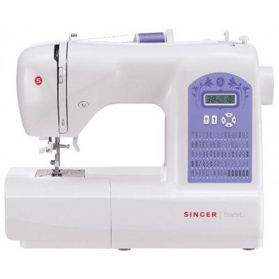 Швейная машина Singer Starlet 6680 белый (STARLET 6680) швейная машина vlk napoli 2400