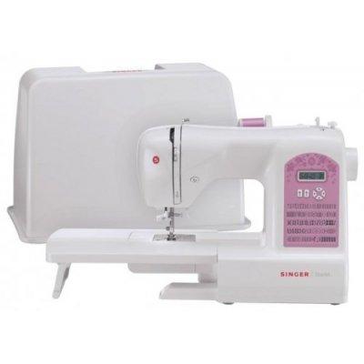 Швейная машина Singer Starlet 6699 белый (STARLET 6699) швейная машина vlk napoli 2400