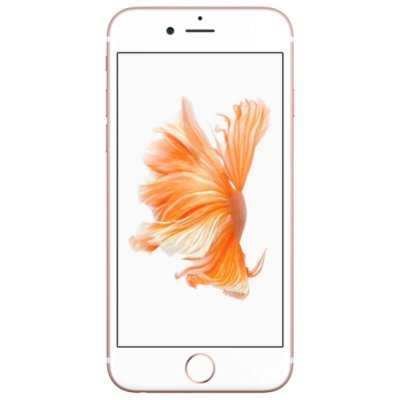 Смартфон Apple iPhone 6s 32Gb Rose Gold (MN122RU/A) apple смартфон iphone 6s plus 32gb серый