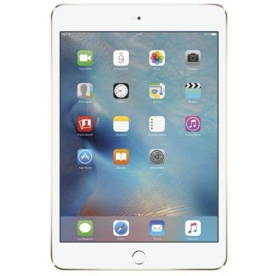 Планшетный ПК Apple iPad mini 4 32Gb Wi-Fi + Cellular золотистый (MNWG2RU/A)Планшетные ПК Apple<br>сенсорный экран, Multitouch, диагональ: 7.9 (20 см), разрешение: 2048x1536, поддержка 3G, поддержка 4G, Wi-Fi, Bluetooth, EDGE, A-GPS, ГЛОНАСС, основная камера: 8Мп, фронтальная камера: 1.2Мп, объём встроенной памяти: 32Гб, операционная система: iOS<br>