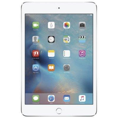 Планшетный ПК Apple iPad mini 4 32Gb Wi-Fi + Cellular серебристый (MNWF2RU/A)Планшетные ПК Apple<br>сенсорный экран, Multitouch, диагональ: 7.9 (20 см), разрешение: 2048x1536, поддержка 3G, поддержка 4G, Wi-Fi, Bluetooth, EDGE, A-GPS, ГЛОНАСС, основная камера: 8Мп, фронтальная камера: 1.2Мп, объём встроенной памяти: 32Гб, операционная система: iOS<br>