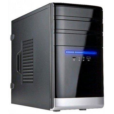 Корпус системного блока INWIN EMR038 450W Black/silver (6101472)