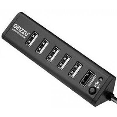 USB концентратор Ginzzu GR-315UB (GR-315UB)