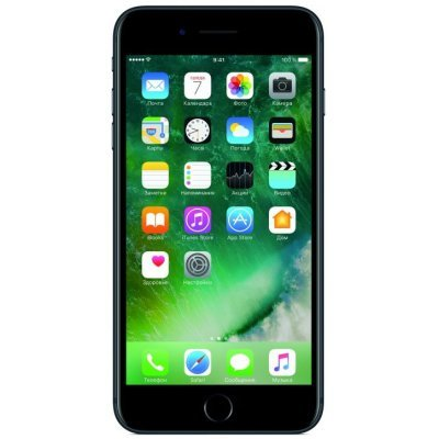 Смартфон Apple iPhone 7 Plus 128Gb (MN4M2RU/A) Black Matt (Черный) (MN4M2RU/A)