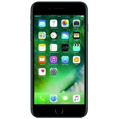 Смартфон Apple iPhone 7 Plus 128Gb черный (MN4M2RU/A)Смартфоны Apple<br>смартфон, iOS 10, экран 5.5, разрешение 1920x1080, камера 12 МП, автофокус, память 128 Гб<br>